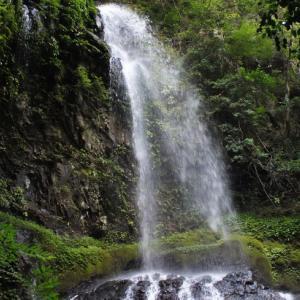 徳島神山・雨乞の滝がまさかの裏見の滝
