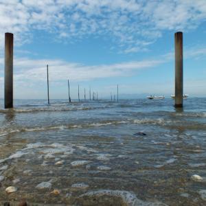 熊本県民よ、海に続く海床路は長部田だけじゃない