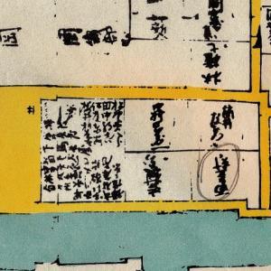 偽龍馬の写真を撮影した丸亀藩士邸跡