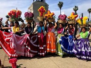 メキシカンフェスティバル、発酵飲料とモレ