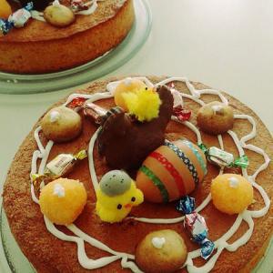 今年もまた…オピーヤのケーキ