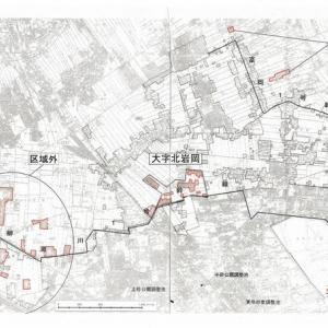 市街化調整区域の下水道整備 第4弾 R1~R6の5年かけて