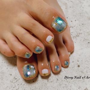 *お客様foot nail*キャンペーンnail
