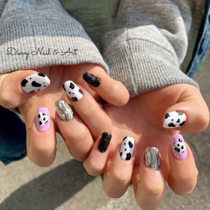 お客様nail*cuteなうしづくし。