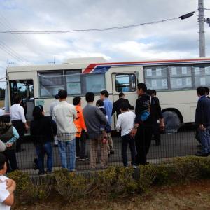 常磐の杜12月22日・バス乗り入れ決定(祝)