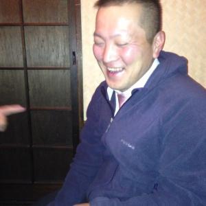 仕事の後の笑顔ってやつですね(^-^)/
