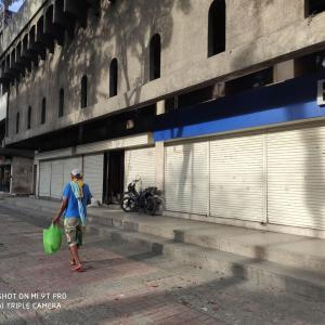 フィリピン・セブ市のゴーストタウンぶり