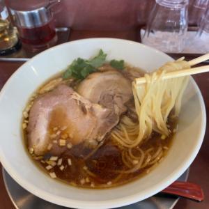 荻川のラーメン、麺食房わたなべ
