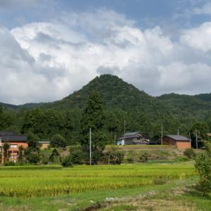 石動山(加茂市)