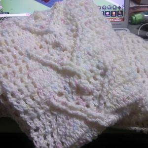 編み物…作成中♪