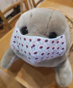 布マスクを作る