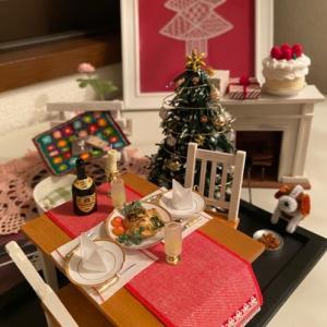 クリスマスイブ*ホームパーティー