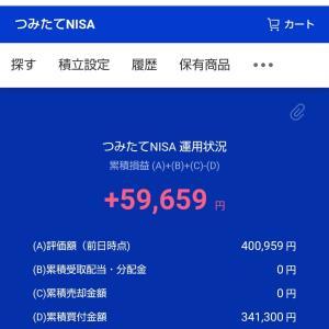 積立NISA 【2020 11】