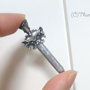 ギベオンの剣の販売も、LINE@でお知らせします♪