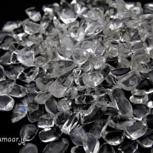 運命の自分石、浄化済み水晶さざれを発送しました