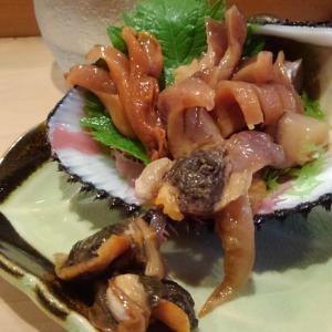 赤貝の全部?食べただす
