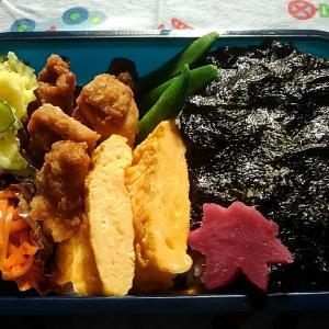 2段海苔弁当