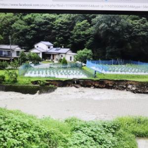 長雨で・・・九州各県で がけ崩れ・洪水