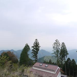 【景信山を東尾根から登ってみました】
