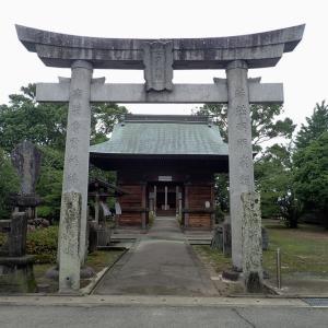 狛犬その537【住吉神社・柳川市】