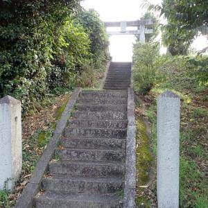 狛犬その557【在川天満宮・吉野ヶ里町】