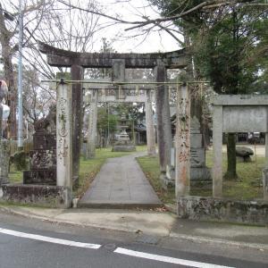 狛犬その571【阿恵老松神社・飯塚市】