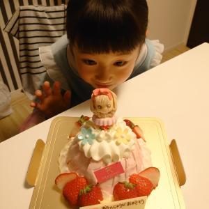 ケーキ食べまくり❗