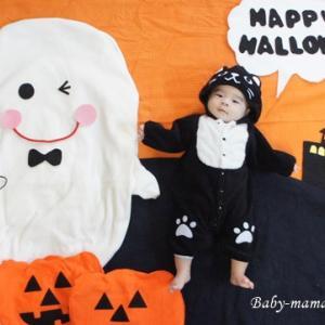 10-11 10月赤ちゃんアートはハロウィン!26名様ご参加!