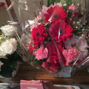 命日とお供え花☆