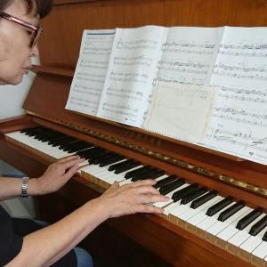 大人のピアノ 自分で曲をアレンジする
