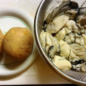 簡単レシピ「かきのグラタン」 本当に美味しかった!!