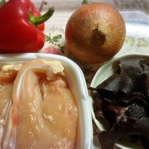 簡単レシピ「鶏肉のあんかけ炒め」