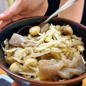 簡単レシピ 「チビ里芋の煮物」