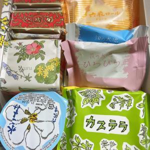 六花亭「7月通販おやつ屋さん」と特製バッグ