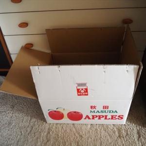 おれの りんごの はこと、 おれ