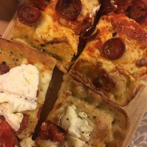 なかなかイケてるピッザ