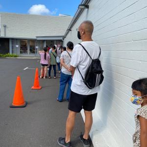 いまだにダイソー熱の冷めないハワイの人達
