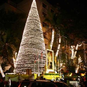 【14年連続 定点観測】バンコクのクリスマスツリー2019