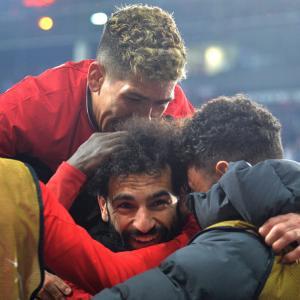 FC Red Bull Salzburg vs Liverpool