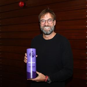 クロップがリーグ月間最優秀監督賞を受賞