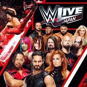 WWE2020年来日情報