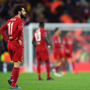 Liverpool vs Atletico Madrid(速報)
