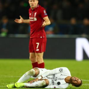 Paris Saint-Germain vs Liverpool