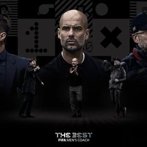 FIFA最優秀監督賞&選手賞の最終候補にノミネート