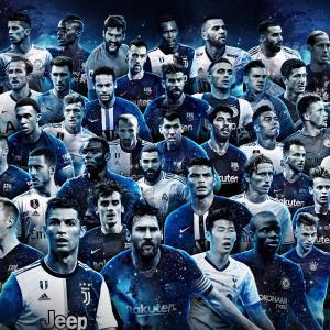 7選手がFIFA FIFProワールド11にノミネート