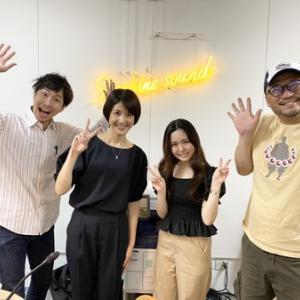 宮崎サンシャインFMに出演!