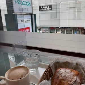 よく行くカフェ今日が最後 明日で57になります