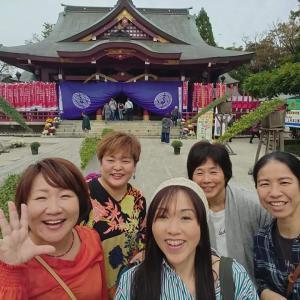 笠間稲荷神社で生きた商売繁盛と豊穣を見た! You-Me Cafe~笠間さんぽ~