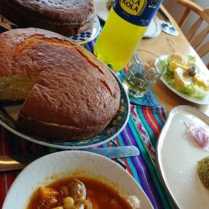 お客様にも参加してもらいます! ~マリア先生のペルー料理ランチ会レポート~