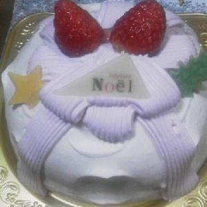 セブンイレブンのクリスマスケーキ